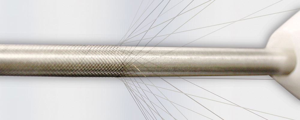 Custom Coil- and Braid-reinforced Engineered Shafts