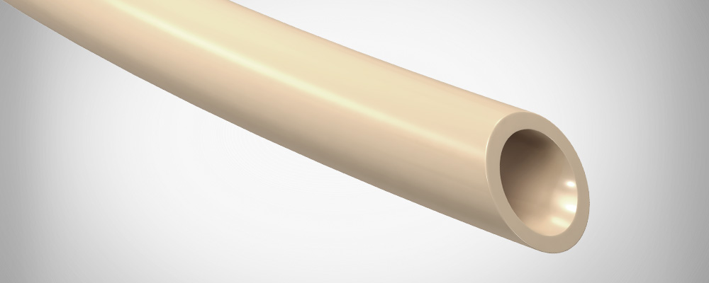 PEEK tubing for catheter-based devices
