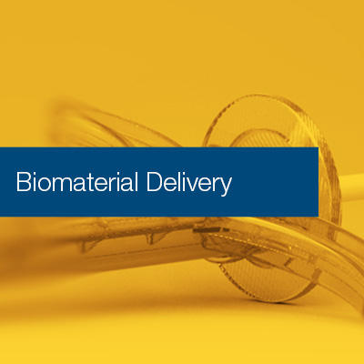 Biomaterial Delivery Devices
