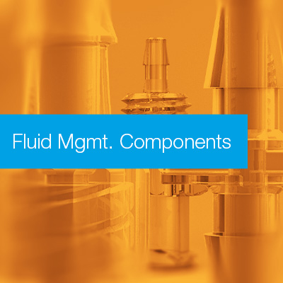 Fluid Management Components