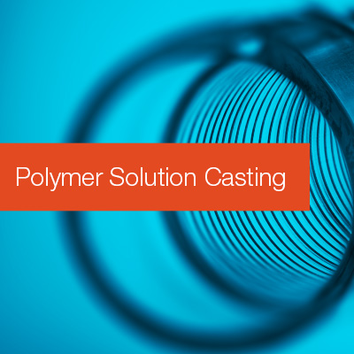 Polymer Solution Casting